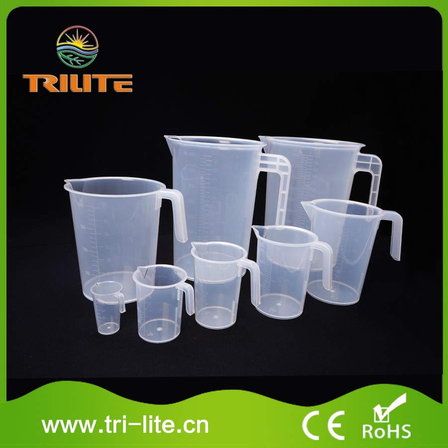 Factory Sale Various plastic adjustable measuring cup