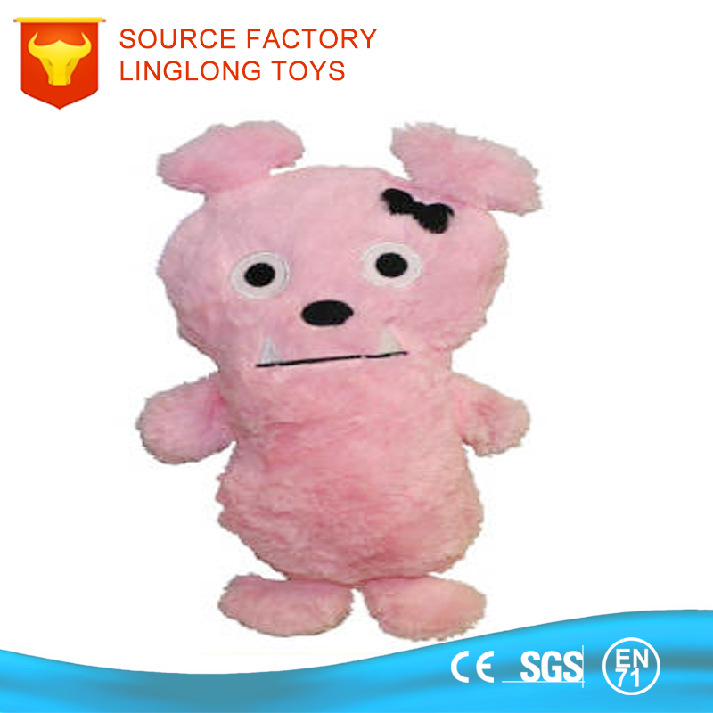 Party Supplies Birthday Kids Halloween Plush Toys Pink Rabbit Dog Voodoo Doll Zombie Small Toy