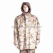 100% polyester Desert Camouflage Military Uniform