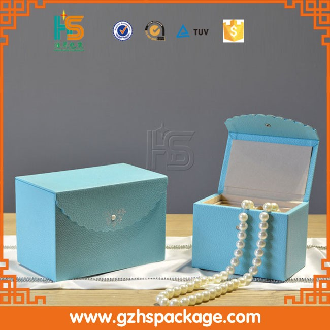 paper jewelry gift box cardboard jewellery packaging box (481)