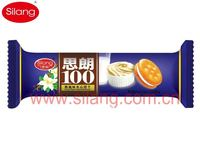 100g Cream Cracker Sandwich Biscuits