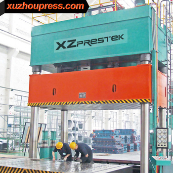 YD27 Single Action Stamping Hydraulic Press (100ton~1000ton)