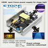ETOP 120-180W digital tattoo power supply with small size and best price for stage light