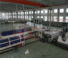 Customized extrusion coating machine