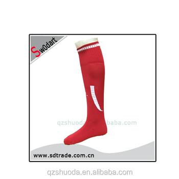 fashion design soccer socks nylon socks sport socks