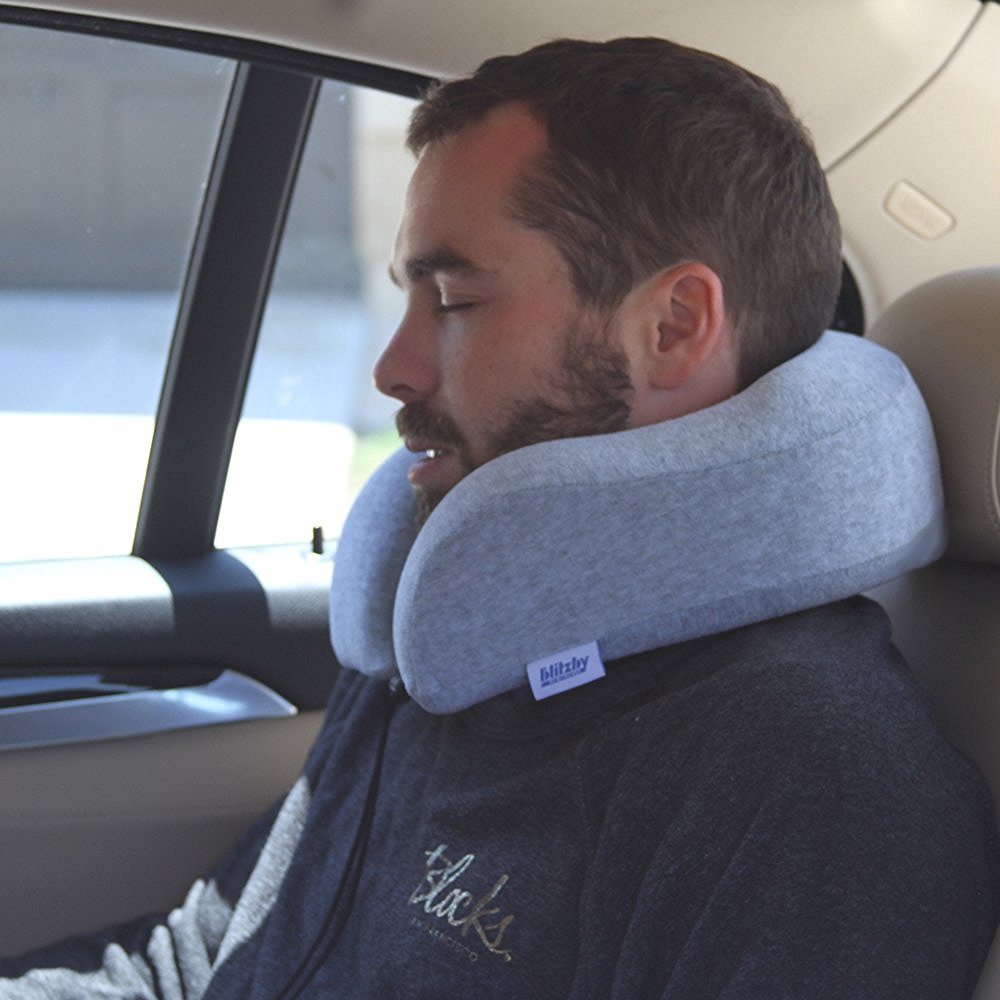 Professional factory supply adults <strong>U</strong> shaped memory foam travel pillow