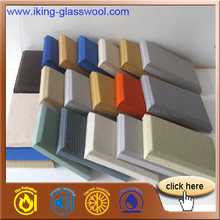 Best Glass Wool Fabric Acoustic Panels For Cinema