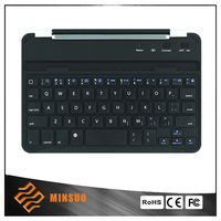 Hot sale wireless bluetooth mini keyboard for ipad mini wholesale price