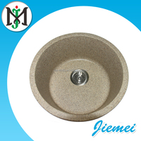 NICE QUALITY SINGLE BOWL QUARTZ KITCHEN SINK JM300