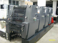 good quality heidelberg gto 52 offset printing machine