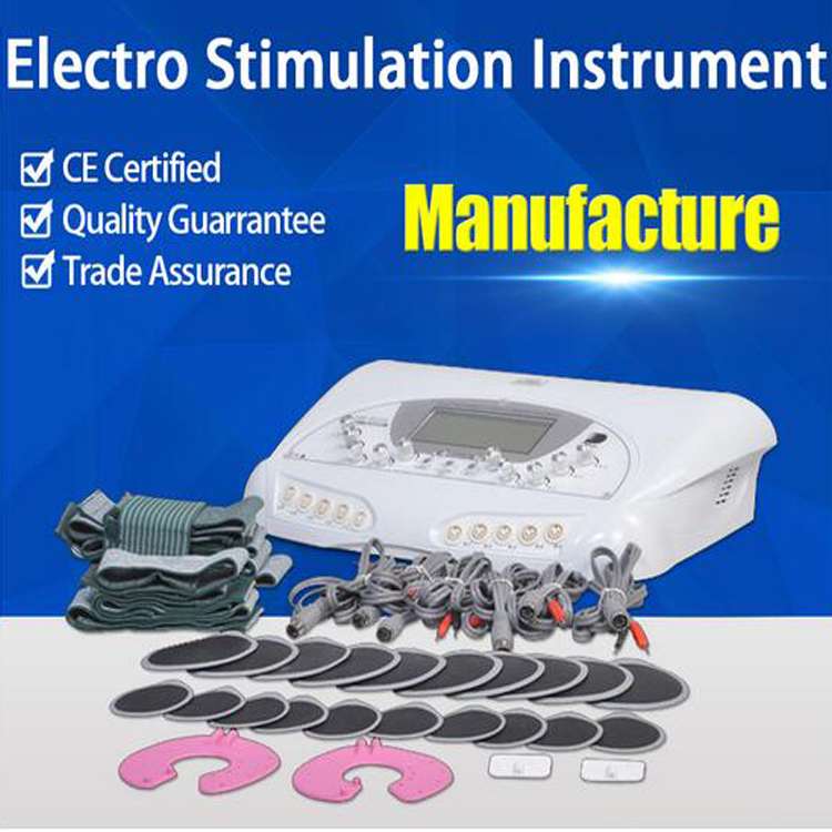 Electro muscle stimulation electro stimulator ib-9116 tighten muscle body slimming machine