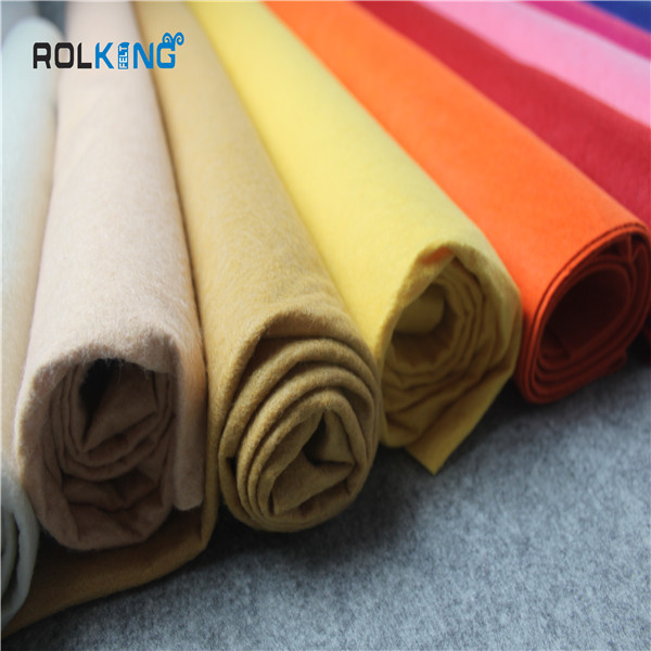 good quality 100% polyester fiber non woven fabric