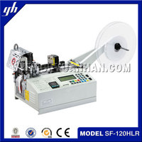 factory best price Automatic clothing label cutting machine clothing label making machine