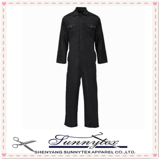 TC basic black colour ultima coverall workwear