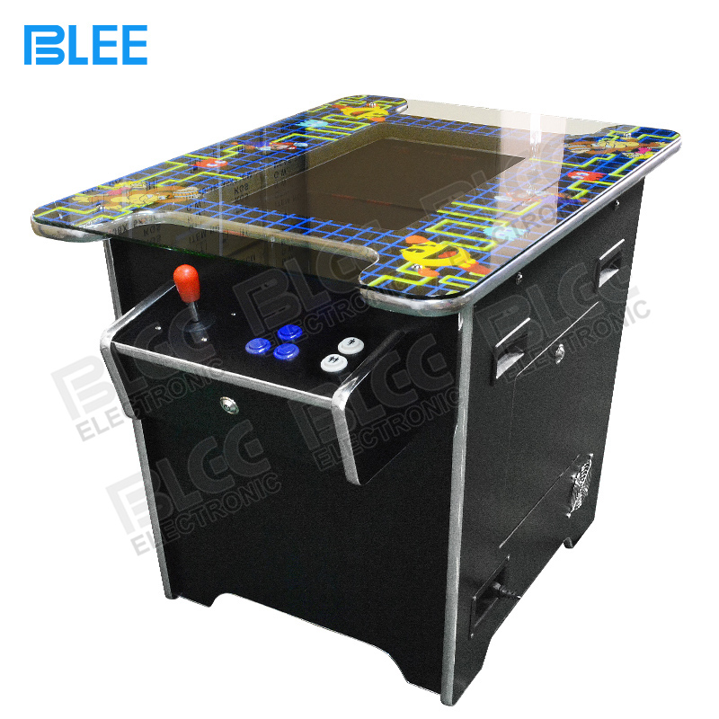 Mini Arcade Cocktail Table Game Machine - 2 sides, 2 players of 19 inch LCD monitor 60 in 1 classical game