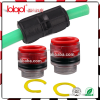 Red color end cap 12/14mm,End coupler,fiber optic splice closure