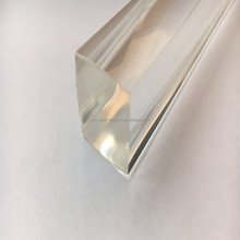 high quality clear plastic Square rectangular acrylic Rod pmma bar