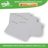 NDEF my-d TM Move SLE66R01P NFC Type 2 ISO 18092 Blank Card Magnetic Stripe Blank Card with Chip