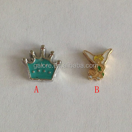 high quality custom made cheap origami owl floating charms
