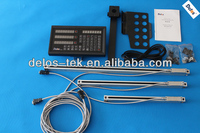 Delos sino linear encoder and linear scale/ sino digital readout with metal case