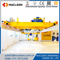 Nucleon 10ton 15t Electric Hoist Overhead Traveling Cranes For Sale