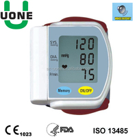 Digital omron blood pressure monitor with voice function
