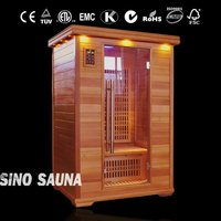 2 person infrared sauna comfort room design to go outdoor furniture with Tourmaline