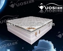 Pocket spring luxurious cotton kapok mattress KY-001
