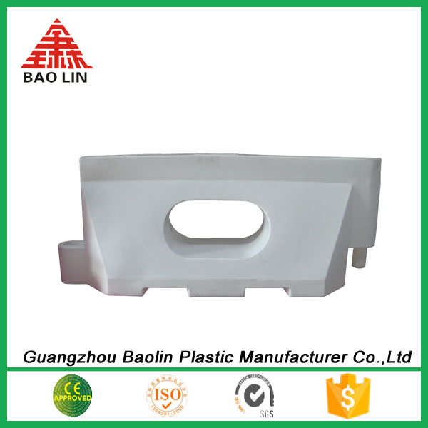 Roto Mold Plastic Racing Barriers