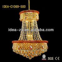 Riserva crystal chandelier square lighting,crystal pendant lighting drop