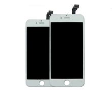 High Quality Test Before White Touch Screen Digitizer+ LCD Display Replacement For iPhone 6 white LCD