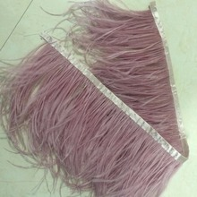 Arts And Crafts Dyed Colorful 10-15cm different colours carnival ostrich feathers