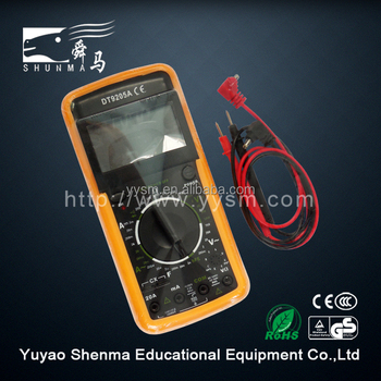 High quality unit digital multimeter supplier dt-830b digital multimeter for teaching