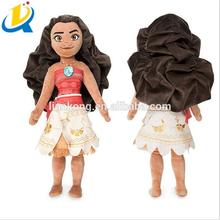 High quality Christmas gift new funny wholesale Moana plush toy
