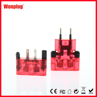 Factory selling American 110V Plug Adapter