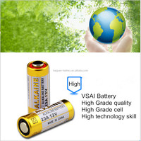 Blister card super alkaline 23A 12V battery