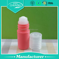 wholesale plastic pp 3ml roll on cosmetic case