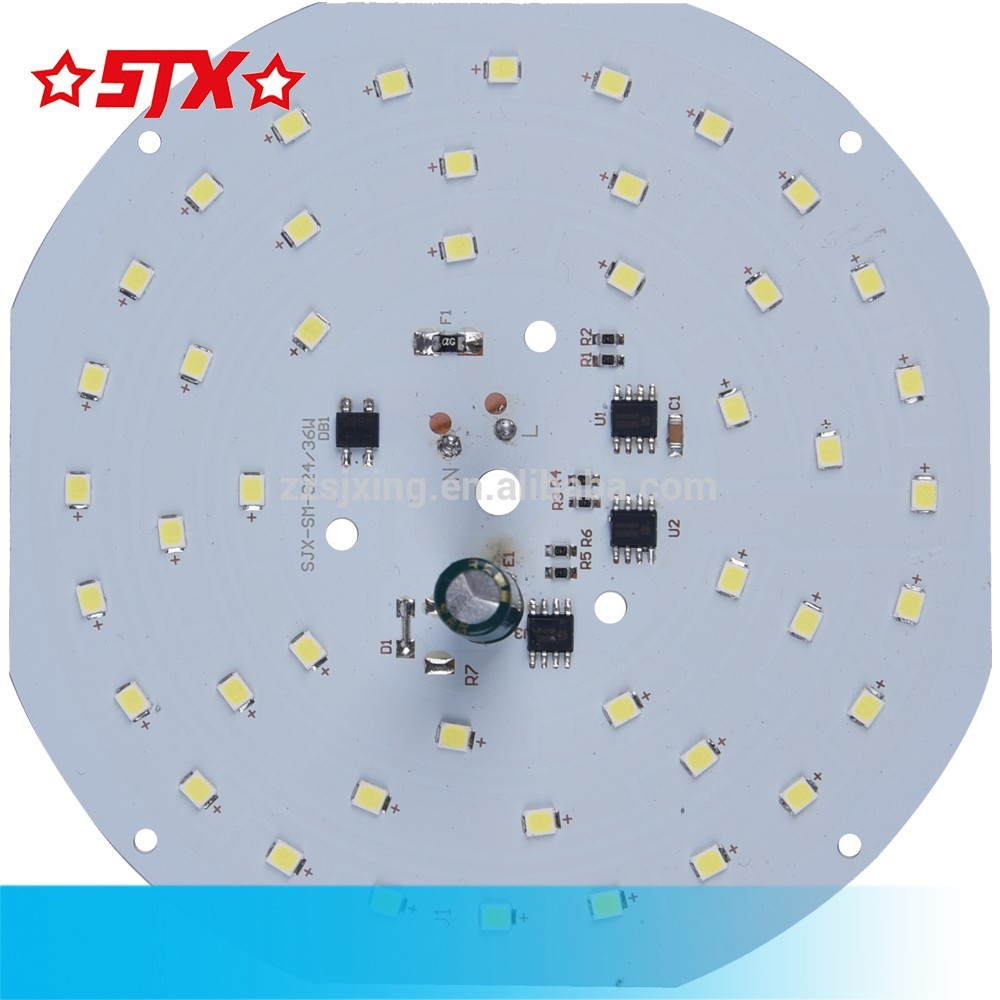 Gold manufacturer cold white pcb board for ceiling light