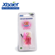 Free Sample Hanging Car Liquid Freshener Car Perfume