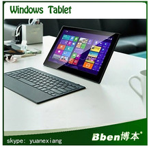 1.6 inch Touch Screen Window 8 OS Tablet PC with Keyboard 8GB RAM + 128GB SSD Dual core graphics tablet
