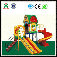 2016 hot sale!!! golden supplier playground materials for home playground sets math play ground QX 070F