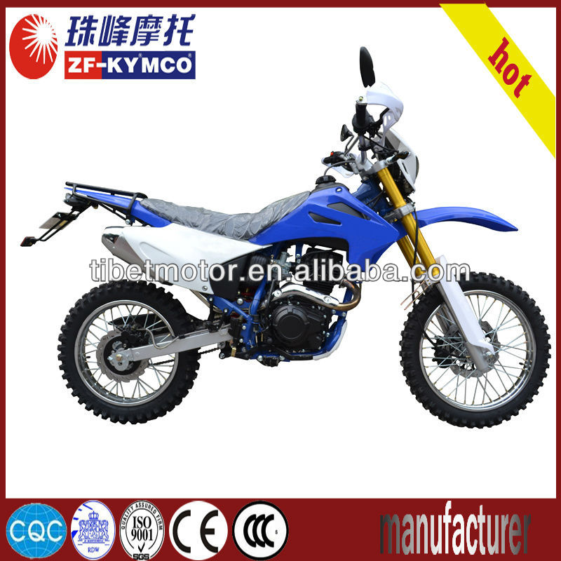 strong powerful off road dirt bike motorbike for sale(ZF250PY)