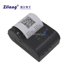 Mini Android Pos bluetooth printer ,shop order mobile printer machine
