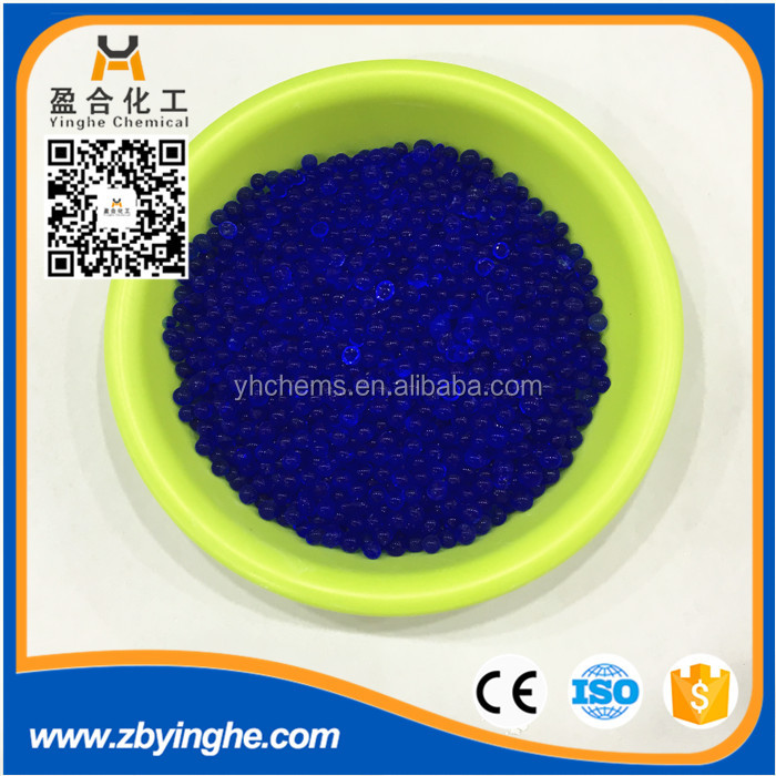 Hot Selling Fine-pored spherical Silica Gel manufacturer