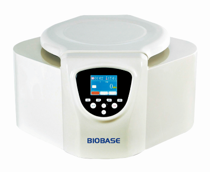 BIOBASE table top blood bank/tube/bag Centrifuge