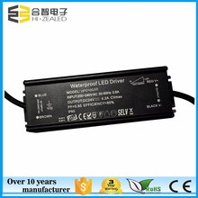 Outdoor waterproof electronic transformer constant voltage 100w 1.3a 1.5a 4.2a 900ma led driver for led street light