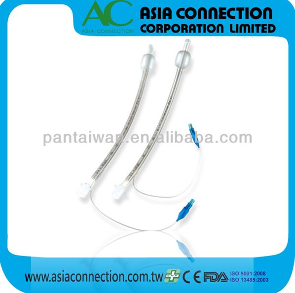 ME6740.RF-ME6795.RF Cuffed (ballon) Et Tube, Reinforced Endotracheal Tube