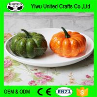 Outdoor Decorating Pumpkins, Garden Pumpkins Decor, Fake Pumpkins Craft