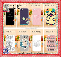 Phone case For Apple iPhone 4 4s Colorful Styles Candy Love pattern Painted Hard PC back case mobile phone Cover bags