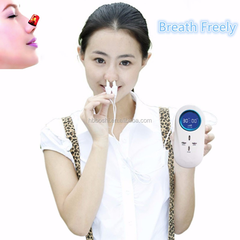 Medical laser allergic rhinitis treatment instrument cold laser therapy device